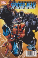 Spectacular Spider-Man (2003-2005) #1 Variant A: Newsstand Edition