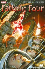 Fantastic Four Omnibus (2005-2015) #HC Vol 3 Variant A