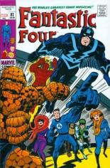 Fantastic Four Omnibus (2005-2015) #HC Vol 3 Variant B
