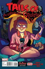 Unbeatable Squirrel Girl (2015) #5 Variant A