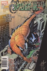 Spectacular Spider-Man (2003-2005) #13 Variant A: Newsstand Edition