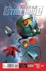 Legendary Star-Lord (2014-2015) #12