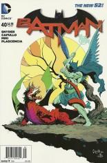 Batman (2011-2016) #40 Variant A: Newsstand Edition