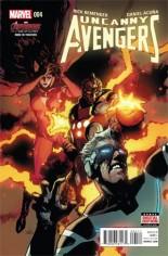 Uncanny Avengers (2015) #4 Variant A