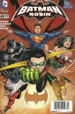 Batman and Robin (2011-2015) #40 Variant A: Newsstand Edition