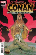 Conan The Barbarian (2019-2021) #10 Variant A