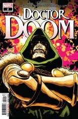 Doctor Doom (2019-2020) #2 Variant A