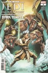 Star Wars: Jedi Fallen Order - Dark Temple #4 Variant A