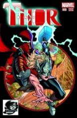 Thor (2014-2015) #8 Variant C: Phantom Variant