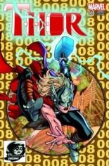 Thor (2014-2015) #8 Variant D: Phantom Variant Gold Cover