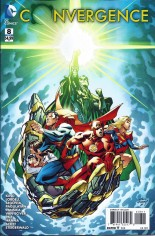Convergence (2015) #8 Variant A
