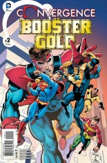 Convergence: Booster Gold (2015-Present) #2 Variant A