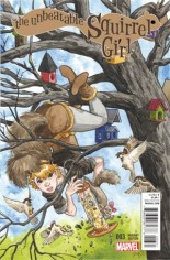 Unbeatable Squirrel Girl (2015) #3 Variant B: Incentive Cover
