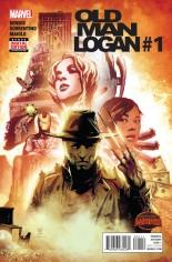 Old Man Logan (2015) #1 Variant A
