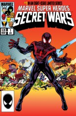 Secret Wars (2015-2016) #1 Variant X: HeroesCon Exclusive