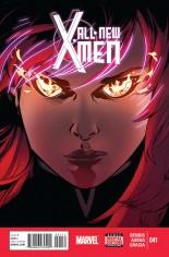 All-New X-Men (2013-2015) #41 Variant A