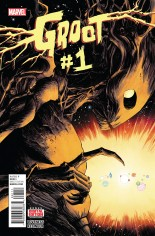 Groot (2015-Present) #1 Variant A