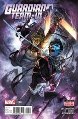 Guardians Team-Up (2015-Present) #6