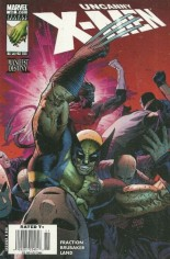 Uncanny X-Men (1963-2011) #502 Variant A: Newsstand Edition