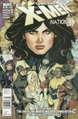Uncanny X-Men (1963-2011) #522 Variant A: Newsstand Edition