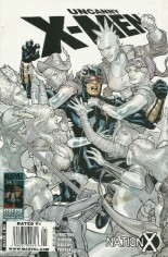 Uncanny X-Men (1963-2011) #518 Variant A: Newsstand Edition