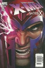 Uncanny X-Men (1963-2011) #516 Variant A: Newsstand Edition