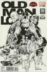 Old Man Logan (2015) #1 Variant F: BAM!/2nd & Charles Exclusive