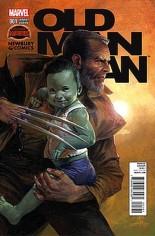 Old Man Logan (2015) #1 Variant G: Newbury Comics Variant Cover