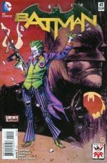 Batman (2011-2016) #41 Variant C: Joker 75th Anniversary Cover