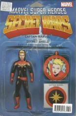 Captain Marvel and The Carol Corps (2015) #1 Variant B: Action Figure Cover