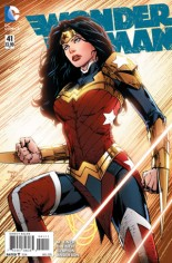 Wonder Woman (2011-2016) #41 Variant A