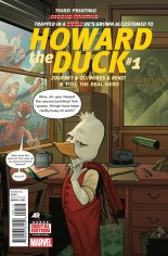 Howard the Duck (2015) #1 Variant K: 3rd Printing