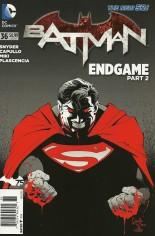 Batman (2011-2016) #36 Variant A: Newsstand Edition