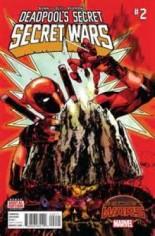 Deadpool's Secret Secret Wars (2015) #2 Variant A