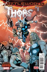 Thors (2015-2016) #1 Variant A