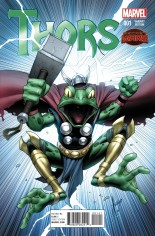 Thors (2015-2016) #1 Variant C: Incentive Cover
