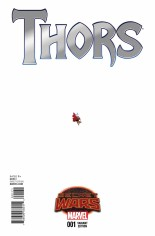 Thors (2015-2016) #1 Variant F: Ant-Sized Cover