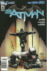 Batman (2011-2016) #5 Variant A: Newsstand Edition