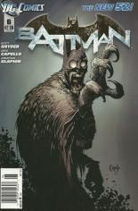 Batman (2011-2016) #6 Variant A: Newsstand Edition