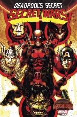 Deadpool's Secret Secret Wars (2015) #1 Variant H: DF Signed Edition