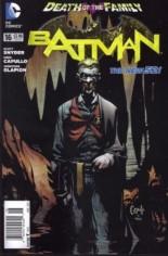 Batman (2011-2016) #16 Variant A: Newsstand Edition