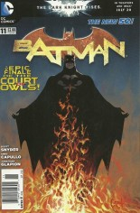 Batman (2011-2016) #11 Variant A: Newsstand Edition