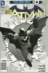 Batman (2011-2016) #0 Variant A: Newsstand Edition