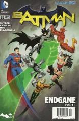 Batman (2011-2016) #35 Variant A: Newsstand Edition