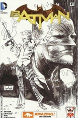 Batman (2011-2016) #41 Variant D: Amazing! Las Vegas Comic Con Exclusive Sketch Cover; Limited to 1000 Copies