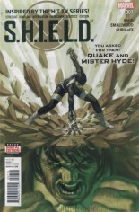 S.H.I.E.L.D. (2015-2016) #7 Variant A