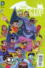 Detective Comics (2011-2016) #42 Variant C: Teen Titans Go Cover