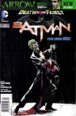 Batman (2011-2016) #17 Variant A: Newsstand Edition