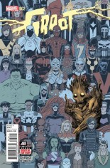 Groot (2015-Present) #2 Variant A