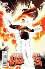 Secret Wars (2015-2016) #4 Variant E: Incentive Cover